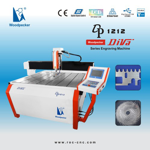DiVa series Engraving Machine