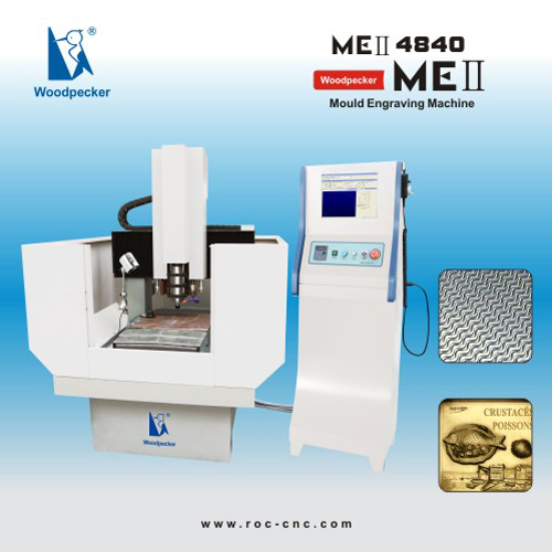 ME Mould & Die Engraving Machine
