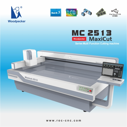 MaxiCut Series CNC cutting machine